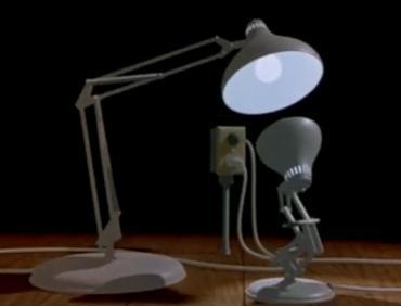 Lampe pixar