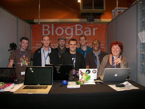 L'équipe du blogbar